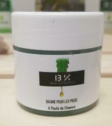 BioKonopia - Baume pour les pieds à l'huile de chanvre 120ml