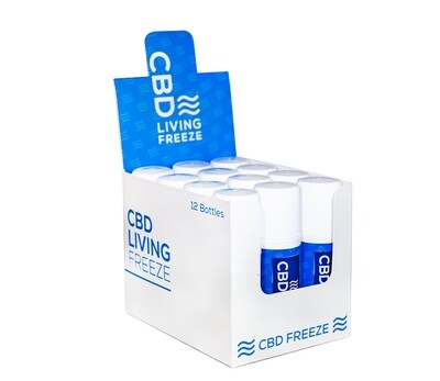 CBD Living - Freeze