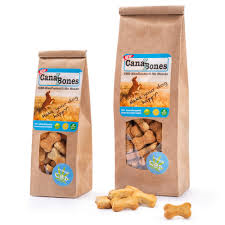 CanaBones - Friandises pour chiens 2mg/CBD par croquette