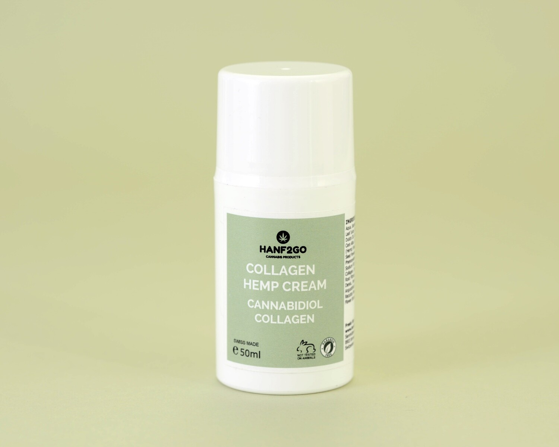 Hanf2Go - Collagen Hemp Cream
