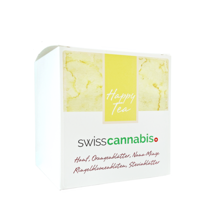 Swiss Cannabis - Tisane de chanvre 20 sachets