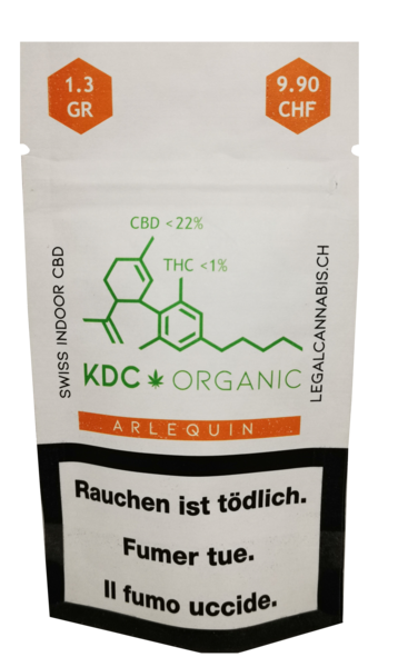 KDC Organic - Arlequin