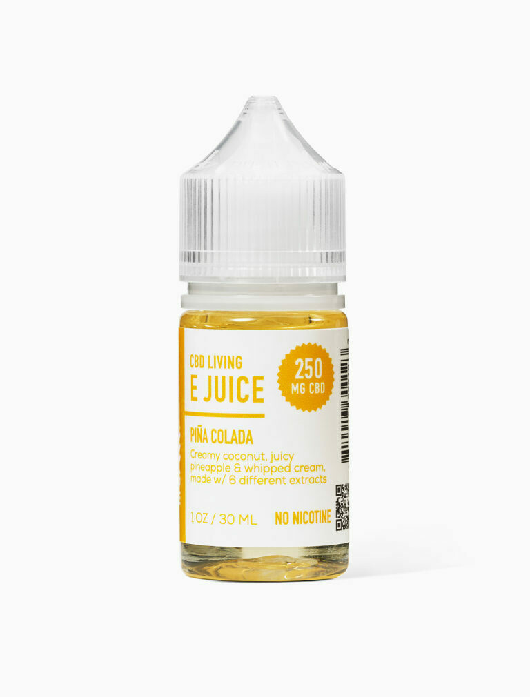 CBD Living - E-Liquid Piña Colada 250mg
