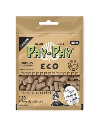 PayPay - Eco Filters 6mm (120x)