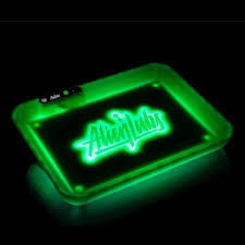 Glow Tray - Alien Labs (green) Limited Edition