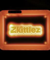 Glow Tray - Zkittlez (Orange)