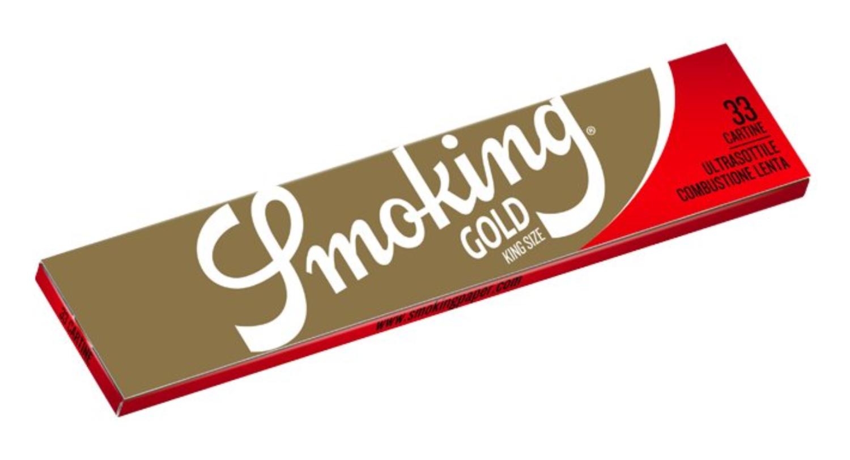 Smoking Gold King Size ( long )
