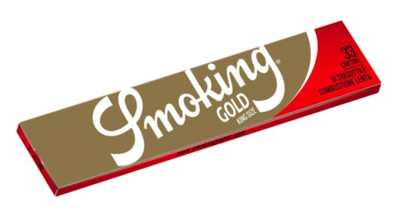 Smoking Gold King Size ( long )