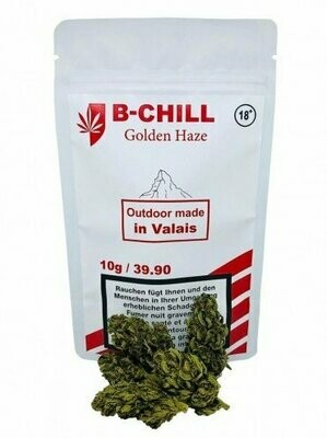 B-Chill - Golden Haze