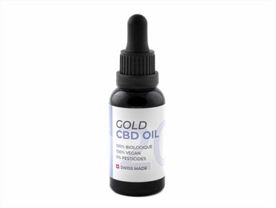 Naturalpes - Huile Gold 20% 10ml.