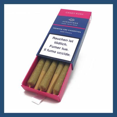 AVENGARDE - CBD Joints pré-roulés Candy Kush