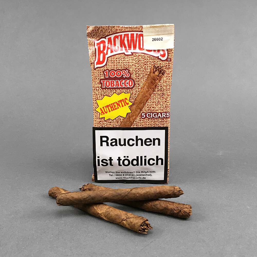 Backwoods - Authentic