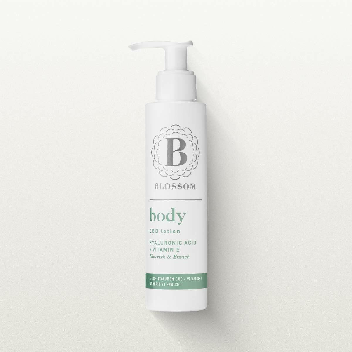 Blossom - Body lotion CBD