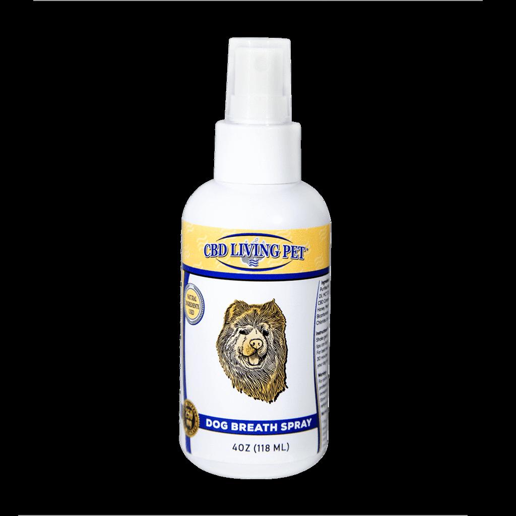 CBD Living - Dog breathe spray