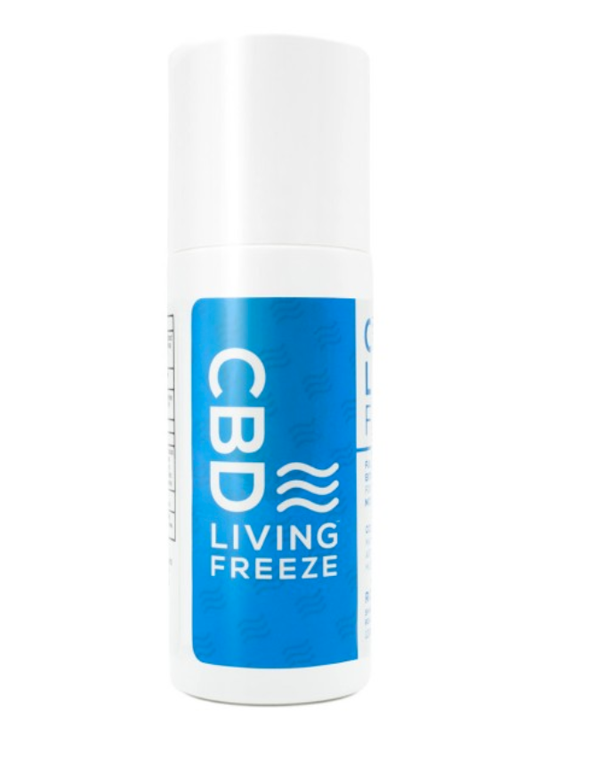 CBD Living - Freeze 250mg CBD