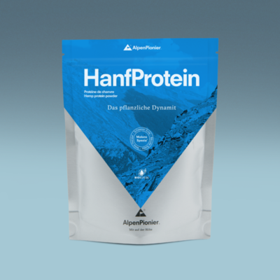AlpenPionier - Protéine de chanvre 400gr