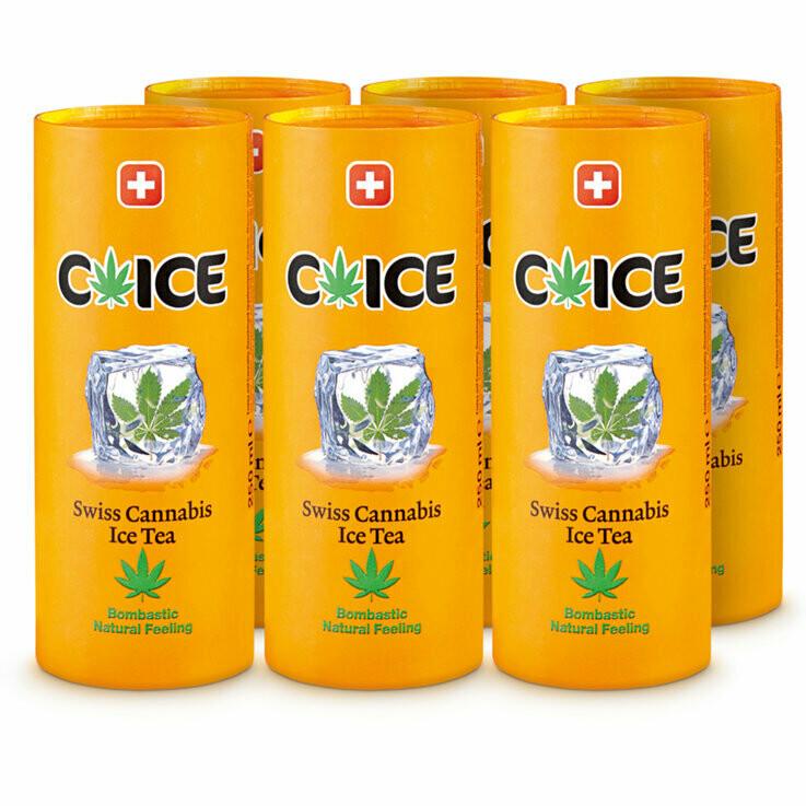 C ICE - Cannabis ice tea