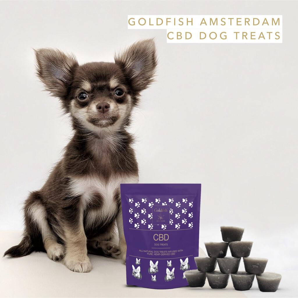 Goldfish Amsterdam - CBD dog treats