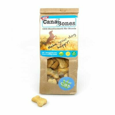 CanaBones - Hemp-cookies for dogs with CBD