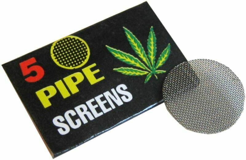 5 pipe screen