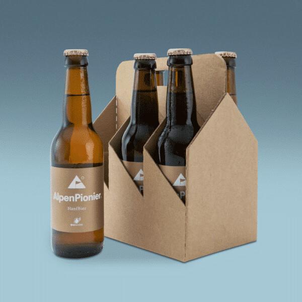 AlpenPionier - Bière de chanvre
