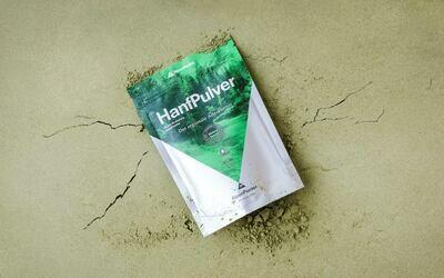 AlpenPionier - Poudre de chanvre 150gr