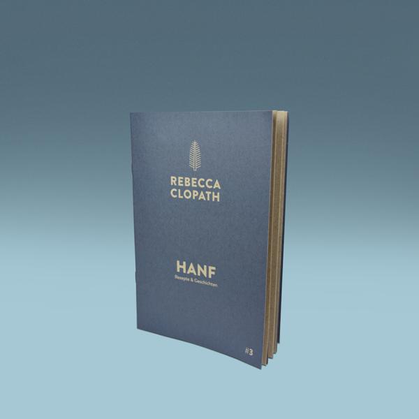 AlpenPionier - Recettes de chanvre & histoires ( Allemand )