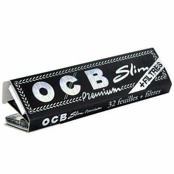 OCB - Premium slim feuilles + filtres