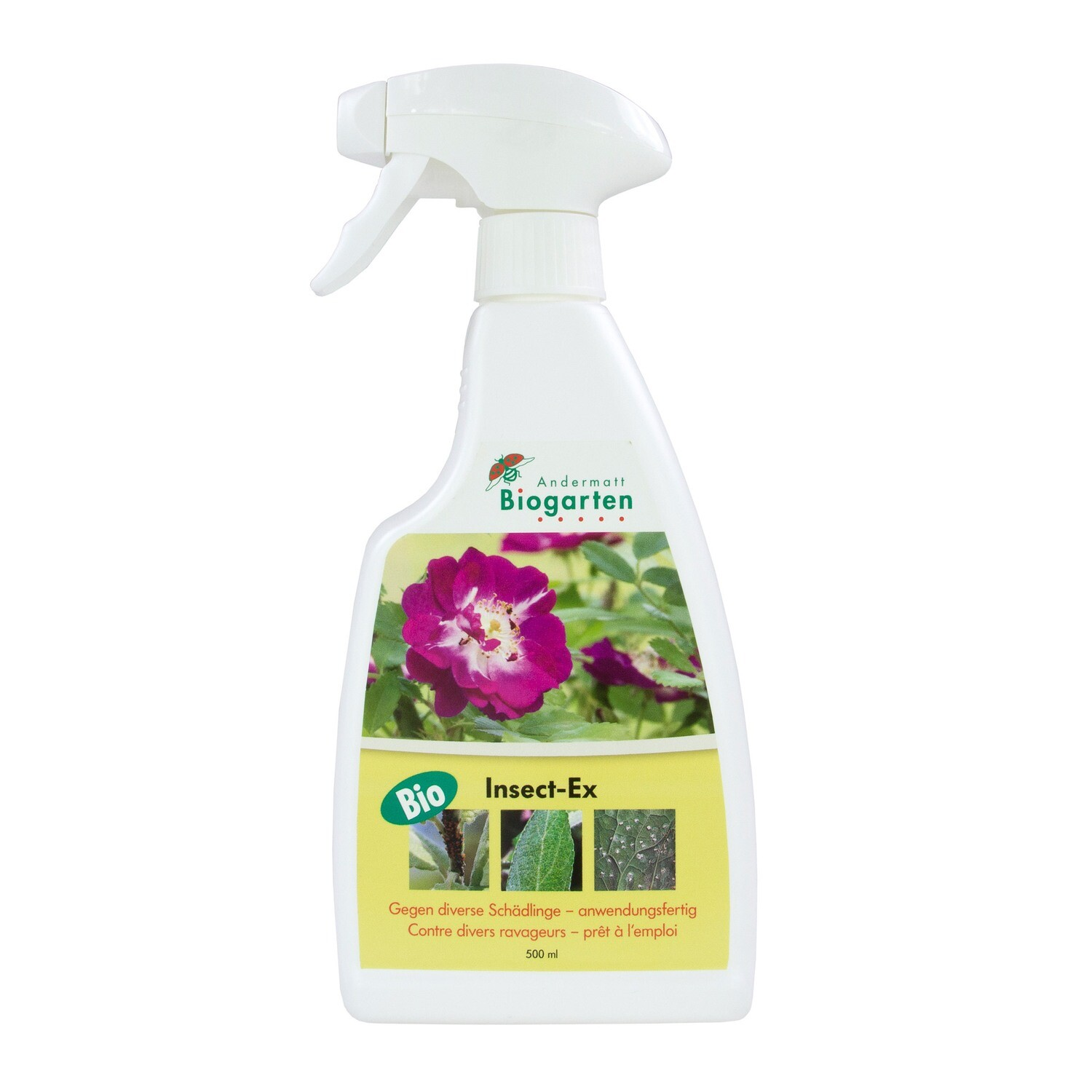 Andermatt Biogarten - Insect-Ex 500ml spray