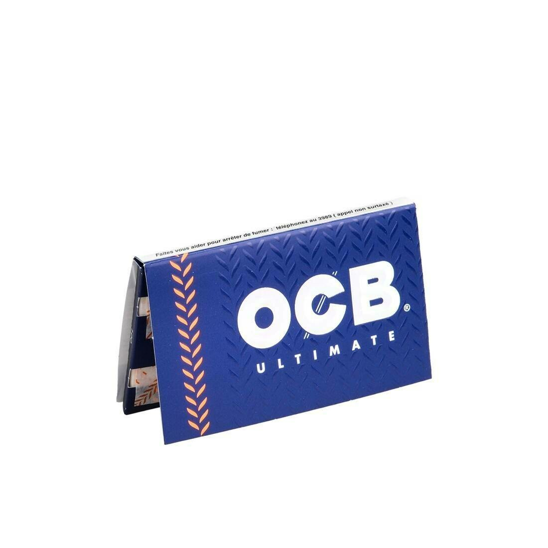 OCB - Double Ultimate Slim ( court )