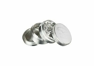 Dutch Passion - Silver grinder