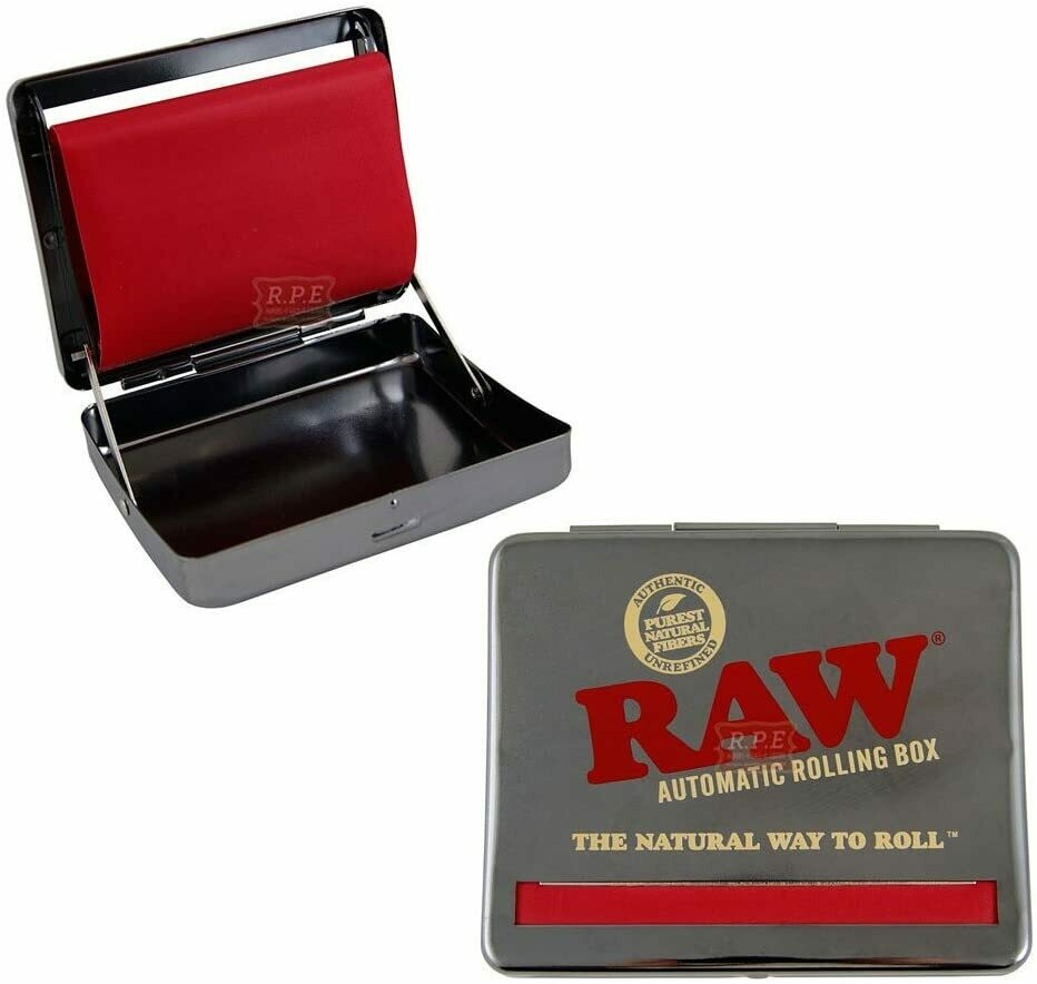 Raw - Adjustable automatic rolling box