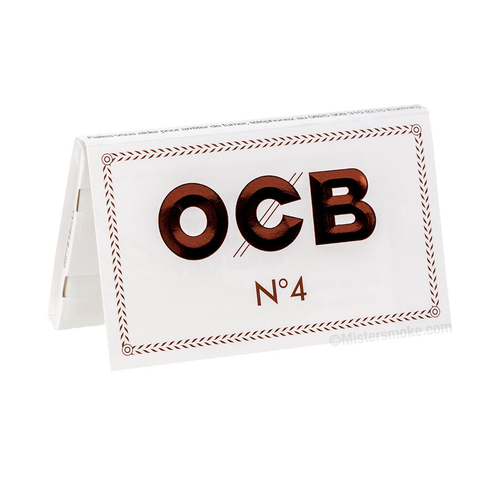 OCB - N°4 Double Slim ( court )