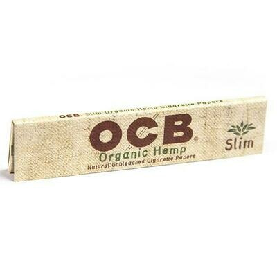 OCB - Organic Hemp King Size Slim ( long )