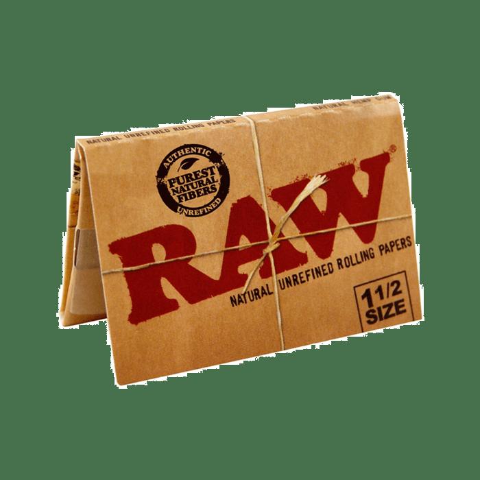 Raw - Classic 1 1/2 size
