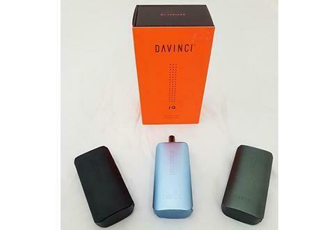 Davinci - IQ precision vaporizer