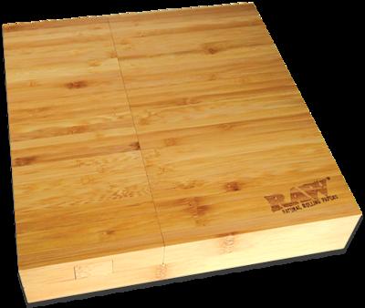 Raw - Triple flip rolling tray