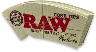 Raw - Perfecto cone tips