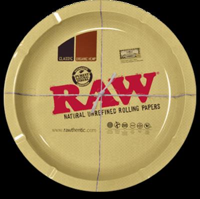 Raw - Round tray