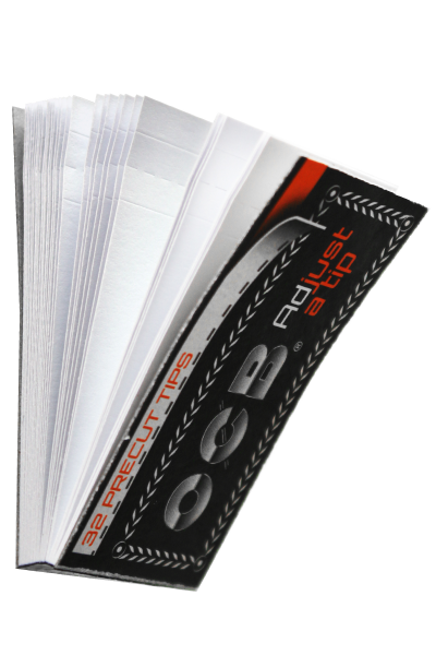 OCB - filtres en carton à rouler préperforés - adjust a tip