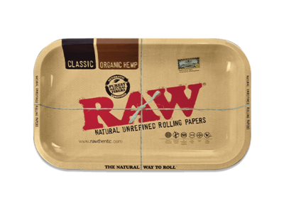 Raw - Steel tray medium