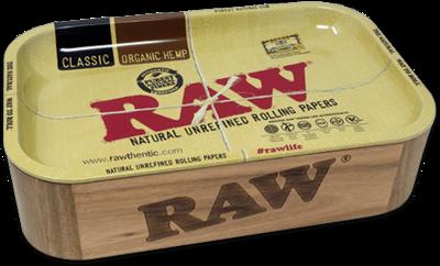 Raw - Cache box