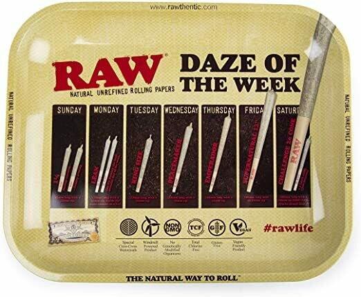 Raw - Daze tray Large