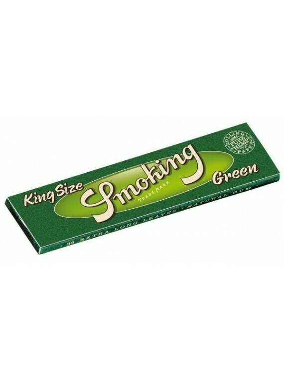 Smoking - King size green ( long )
