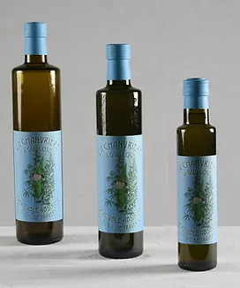 Absintherie à Guilloud - La chanvrière 25cl