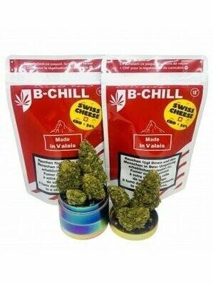 B-CHILL - SWISS CHEESE 4.2Gr