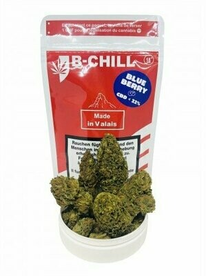 B-CHILL - BLUEBERRY MG 7gr