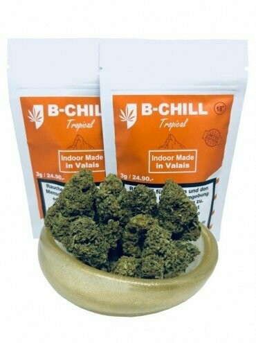 B-CHILL - TROPICAL 3gr