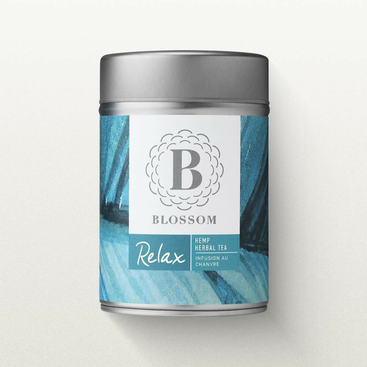 "Blossom - Organic Herbal Tea ""Relax"""
