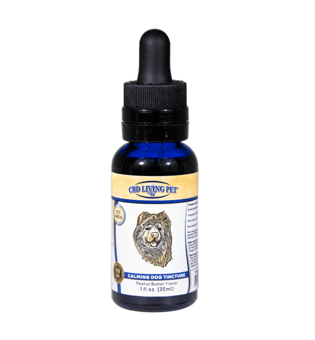 CBD Living - Calming dog tincture 1000mg